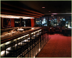 Pinklog for 13th floor bar baltimore