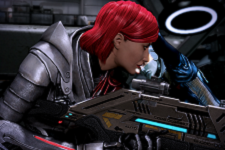 Mass Effect 3 (spoilers)